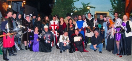 the awarded halloween tour in transylvania
