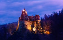 dracula's castle tour of Romania - Halloween Short Break, Transylvania Tours