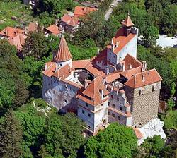 Bran Castle c - National Authority for Tourism