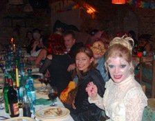 2 days Dracula tour from Bucharest  with Halloween Party in Transylvania